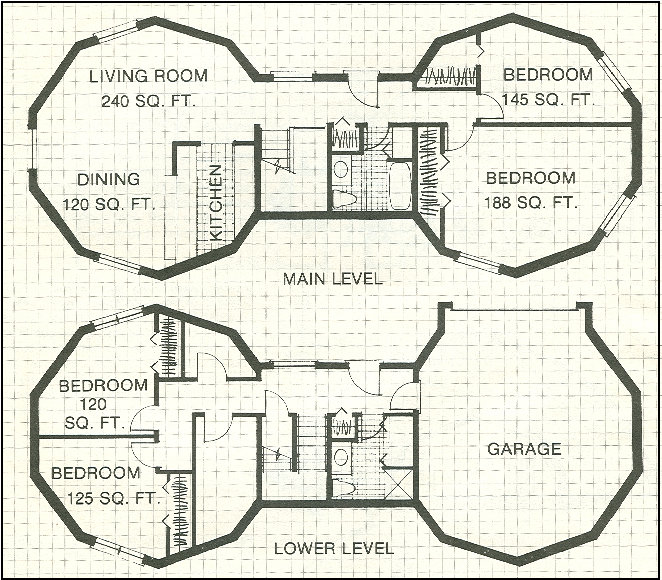 Dome floor plans house plans and home designs free blog for Geodesic home plans